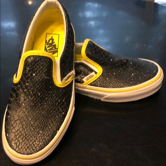 Vans Shoes | Girls Size 2 Brand New